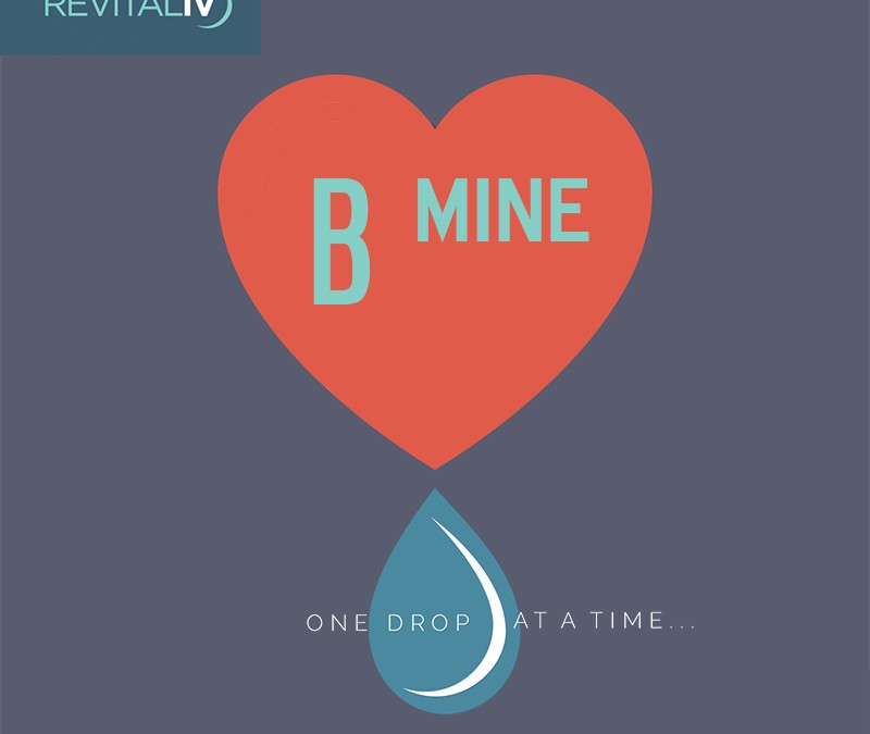 B Mine – B-12 Valentine's Day Promotion!
