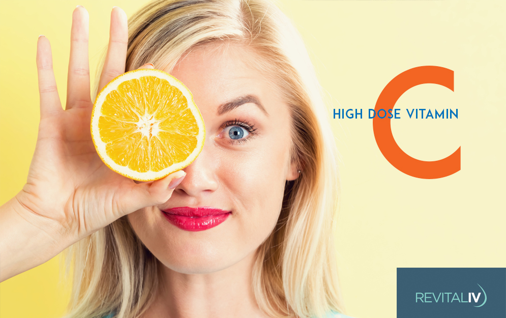 High Dose Vitamin C IV Treatments