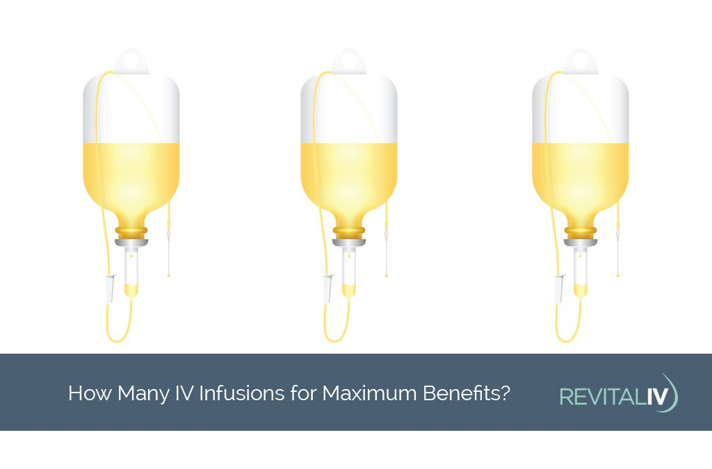 How Many IV Infusions for Maximum Benefit?