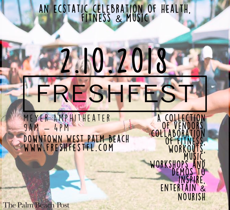Re-FRESH Your Wellness at Fresh Fest!
