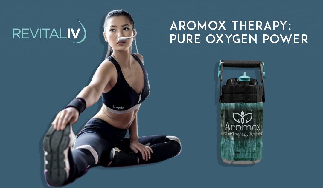 AromoxTherapy™  Pure Oxygen Power