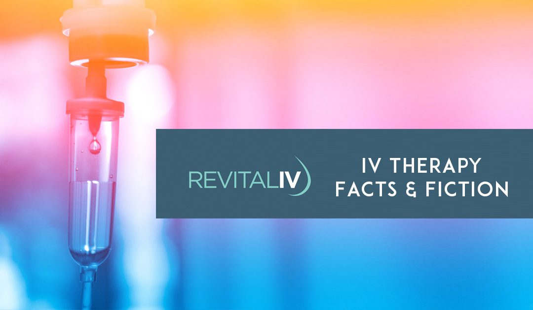 IV Therapy Facts