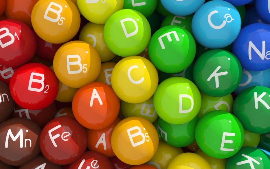 Vitamins and Hormone Balance